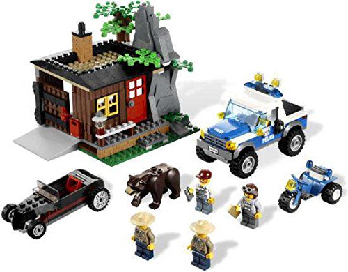 Lego 4438 Robbers/´ Hideout 8941800