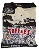 Walkers Liquorice Nonsuch Toffee - Case of 12 x 150g
