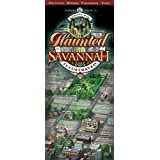 Haunted Savannah Illustrated Map