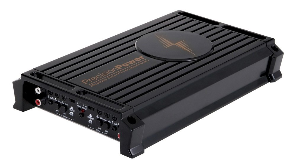 P1000.1 - Precision Power Monoblock 1000 Watt Max Class D Car Amplifier by Precision Power