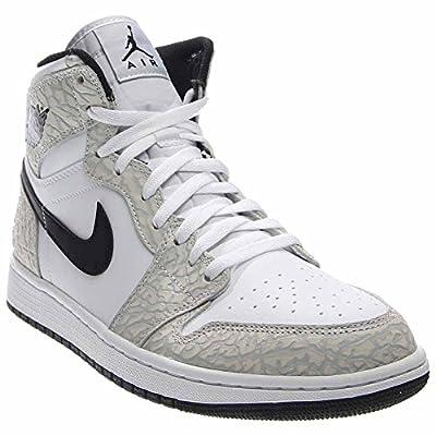 Nike Air Jordan 1 Retro High Mens Basketball Shoes (11.5 D(M) US)