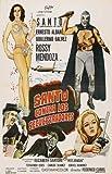 Santo vs. the Kidnappers Poster Movie Spanish 11x17 Santo ... El Santo Ernesto Alban