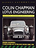 Colin Chapman Lotus Engineering, Haskell, Hugh, 1855323761