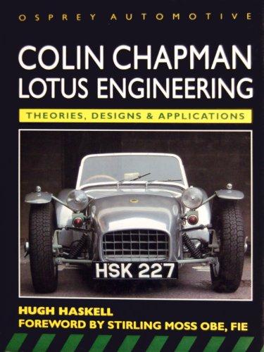 Descargar Libro Colin Chapman: Lotus Engineering Hugh Haskell