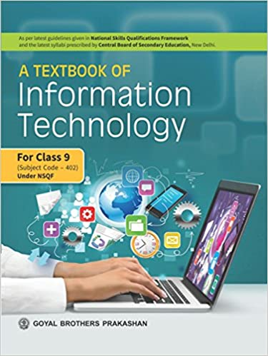 Information Technology Book For Class 10 Cbse Pdf