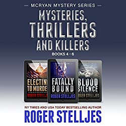 Mysteries, Thrillers and Killers: Crime Thriller Box Set