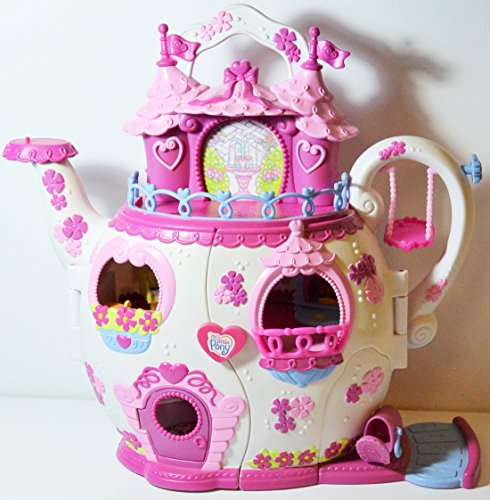 """My Little Pony Teapot Sea Castle 14"""" tall PLAYHOUSE ONLY"""