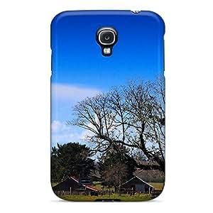 Excellent Design Bright Sunny Day On A Farm Phone Case For Galaxy S4 Premium pc Case
