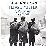 Please, Mister Postman | Alan Johnson