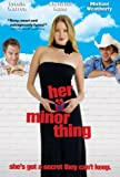 DVD : Her Minor Thing