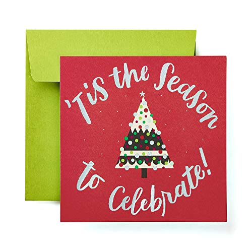 American Greetings Christmas and New Years Card (Celebrate)