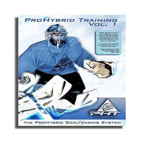 Pro Hybrid Goalie Training Goaltender Training DVD - Volume 1