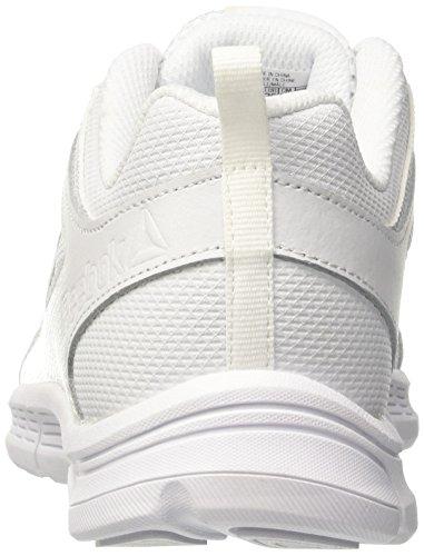 Reebok Run Supreme 2.0 - Zapatillas de Running Niños Blanco (White / Steel)