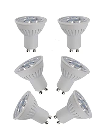 lynknova MR16 GU10 LED bombilla 5 W (equivalente a 50 W) 400 ...