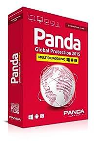 Panda Global Protection 2015 - Software De Seguridad, 5 Licencias
