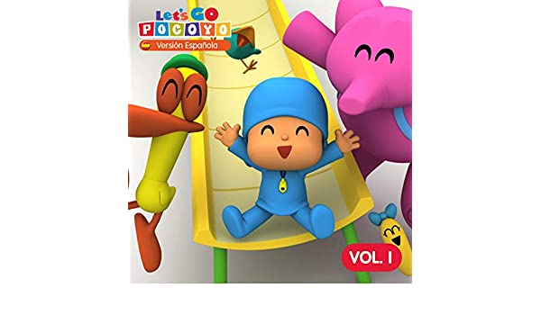 Preparados, Listos, Ya! by Pocoyo on Amazon Music - Amazon.com
