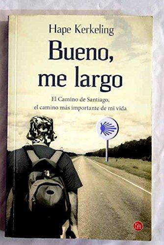 Download BUENO, ME LARGO pdf epub