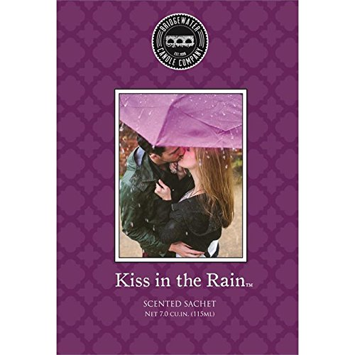 Bridgewater Scented Sachet Kiss In The Rain SET OF 3 by Bridgewater