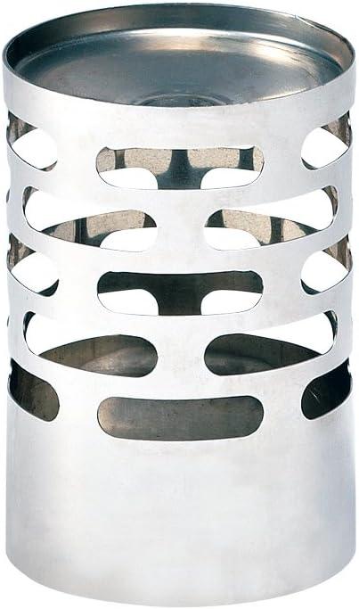 ala2mm Aeternum pellets j60400150423Tubo de escape humos, Acero