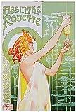 "GB eye ""Absinthe Robette"" Maxi Poster, Multi-Colour, 61 x 91.5 cm"