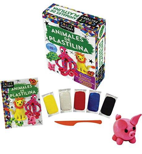 Craft Factory: Animales de plastilina