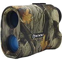 TecTecTec ProWild Hunting Rangefinder - Laser Range...