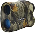 TecTecTec ProWild Hunting Rangefinder - 6x24 Laser Range Finder for Hunting with Speed