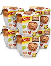 Gladware Freezerware Food Storage Containers
