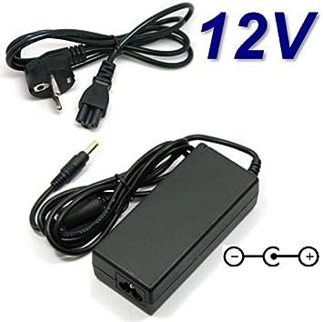 Adaptador Alimentación Cargador 12 V para téleviseur TV LED ...