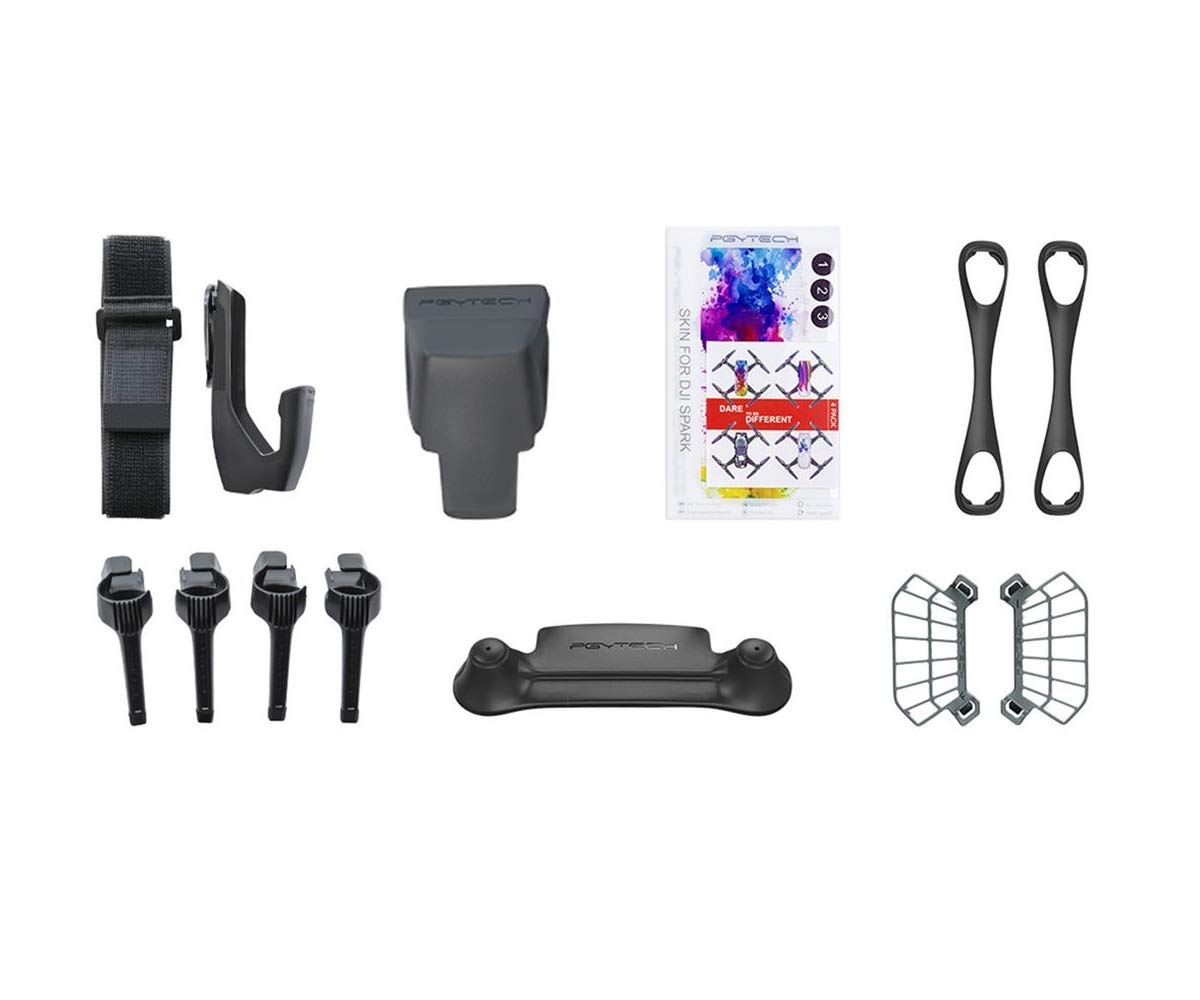 Pgytech Accessory Kit for DJI Spark Drone