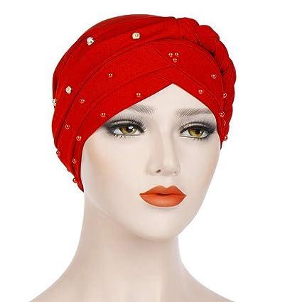 Women Men Silky Durag Head Wrap Cap Summer Bandannas Rag Hat Solid Fashion DP