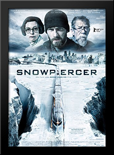 Image result for snowpiercer poster