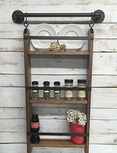 Kitchen Wall Shelf, Kitchen Shelves, Kitchen Wall Hanging Shelf, Shelving  Unit, Kitchen