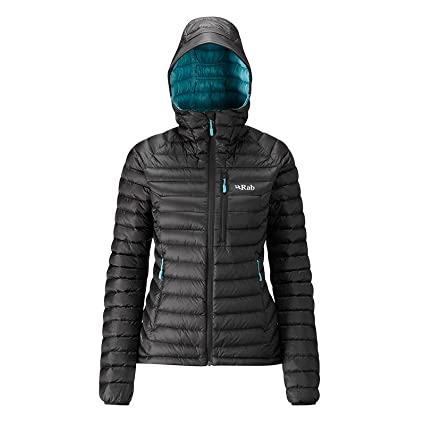 5dafcecec553 Amazon.com  RAB Microlight Alpine Jacket - Womens  Clothing