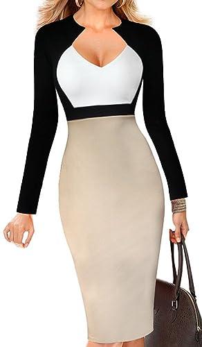 LUNAJANY Women's Chic V-neck C...