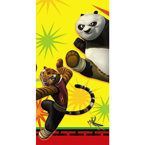 Kung Fu Panda Party Supplies - Kung Fu Panda 2 - Plastic