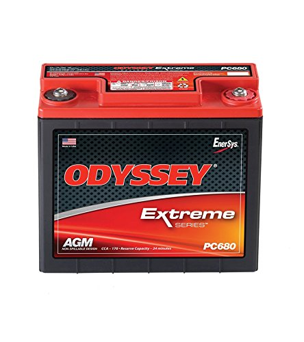 4. Odyssey PC680 Battery