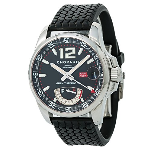 Chopard Mille Miglia swiss-automatic mens Watch 8997 (Certified - Miglia Watches Chopard Mille