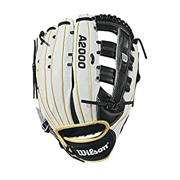 Image of Baseball Mitts Wilson A2000 SuperSkin Slowpitch Softball Glove Series