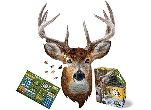 Madd Capp I AM Buck Puzzles (550 Pieces) ()