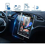 Product review for LFOTPP Tempered Glass Touch Screen Protector for Tesla Model S and Model X
