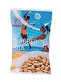 Landgarten Organic Roasted Soya Snack 55 g (Pack of 5)