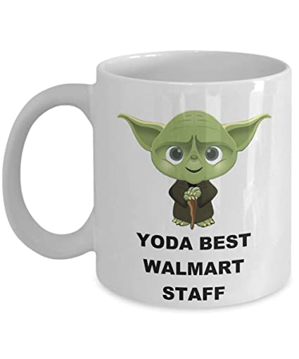 Amazon Yoda Best Walmart Staff