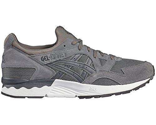 Dark para Carbon Grey Asics Hombre V Gris Gel Zapatillas Lyte IWAnwC8q
