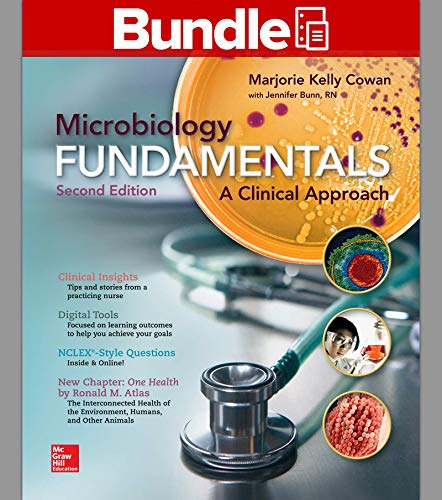 Combo: Loose Leaf Version of Microbiology Fundamentals: A Clinical Approach with Connect Access Card
