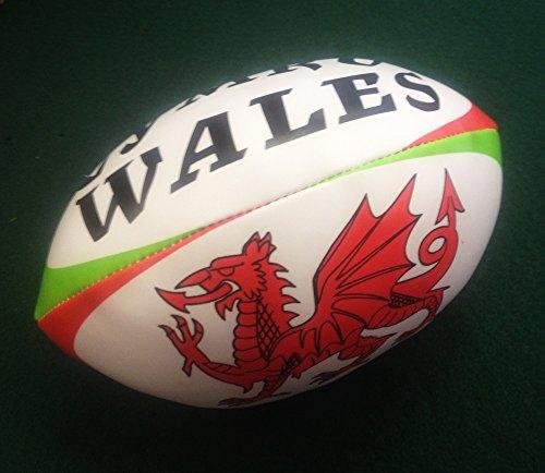 Wales Rugby Mini Soft Ball