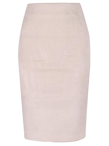 Amazon.com: Persun - Faldas para mujer, estilo vintage ...