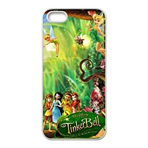 iPhone 5,5S Phone Case White Tinkerbell WE9TY636815