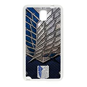 The Hot Japanese Anime Attack on Titan Fashion Style For Iphone 4/4S Cover Durable Plastic Case