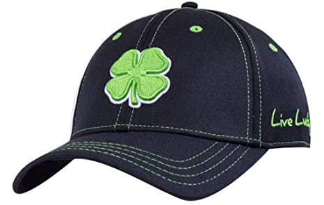 4b25a8b4ba7950 Image Unavailable. Image not available for. Color: Black Clover Premium  Fitted Hats ...